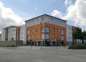 Mietwohnungsverwaltung Landshuter-Straße