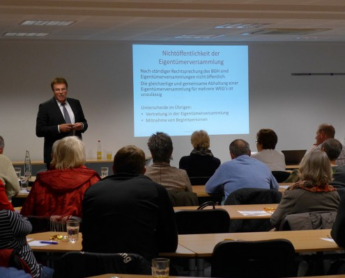 WEG Seminar 2016
