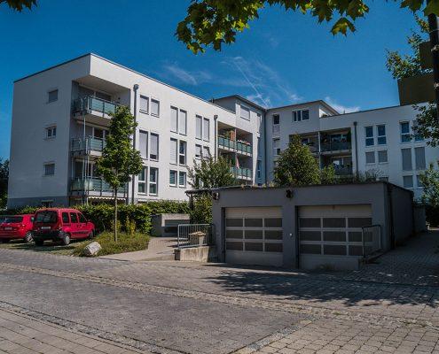 Streifzug - Landshuter Str.