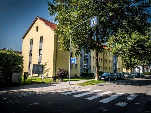 Streifzug - Heinz-Katzenberger-Str.